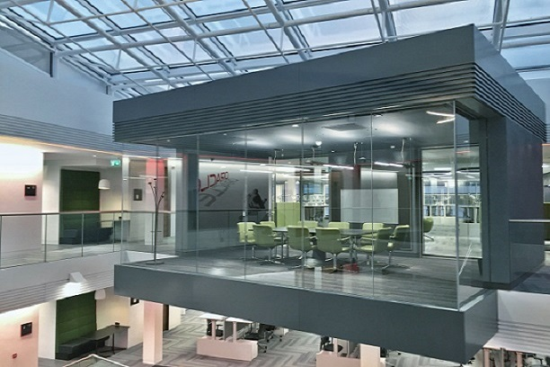 Our Work - Oracle Office A  - Photo 2
