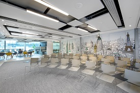 Our Work - Goshawk Aviation - Corporate HQ - Photo 4